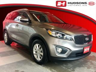 Used 2016 Kia Sorento 2.0L LX+ One Owner | Rear Parking Sonar for sale in Listowel, ON