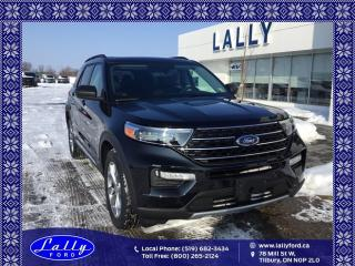 New 2021 Ford Explorer XLT for sale in Tilbury, ON