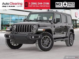 New 2021 Jeep Wrangler Unlimited 80th Anniversary for sale in Saskatoon, SK