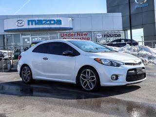 Used 2015 Kia Forte Koup Koup 1.6L SX MT for sale in Hamilton, ON