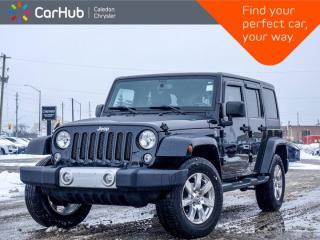 Used 2015 Jeep Wrangler Unlimited Sahara 4x4 Dual Top Navigation Bluetooth Remote Start 18