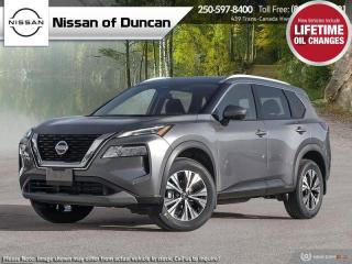 New 2021 Nissan Rogue SV for sale in Duncan, BC