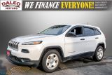 2015 Jeep Cherokee SPORT / WOOD TRIM / REAR WIPER / SPOILER Photo31
