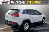 2015 Jeep Cherokee SPORT / WOOD TRIM / REAR WIPER / SPOILER Photo35