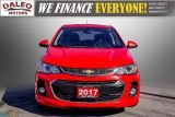 2017 Chevrolet Sonic LT RS TURBO / ROOF / BACK UP CAM / HEATED SEATS Photo30