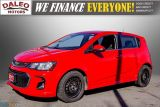 2017 Chevrolet Sonic LT RS TURBO / ROOF / BACK UP CAM / HEATED SEATS Photo31