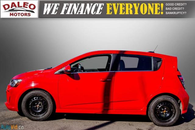 2017 Chevrolet Sonic LT RS TURBO / ROOF / BACK UP CAM / HEATED SEATS Photo5