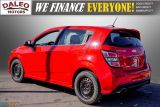 2017 Chevrolet Sonic LT RS TURBO / ROOF / BACK UP CAM / HEATED SEATS Photo33