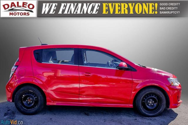 2017 Chevrolet Sonic LT RS TURBO / ROOF / BACK UP CAM / HEATED SEATS Photo9