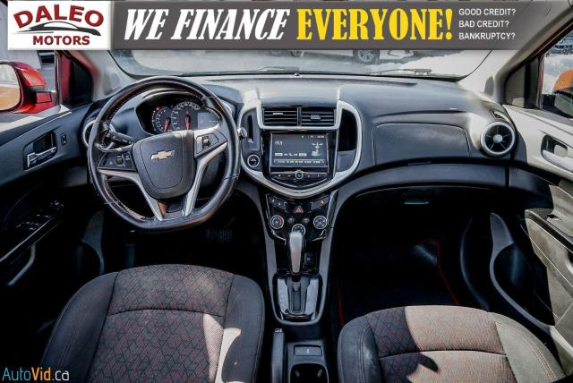 2017 Chevrolet Sonic LT RS TURBO / ROOF / BACK UP CAM / HEATED SEATS Photo13