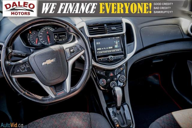 2017 Chevrolet Sonic LT RS TURBO / ROOF / BACK UP CAM / HEATED SEATS Photo15