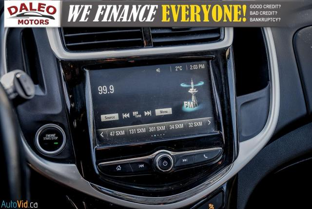2017 Chevrolet Sonic LT RS TURBO / ROOF / BACK UP CAM / HEATED SEATS Photo22
