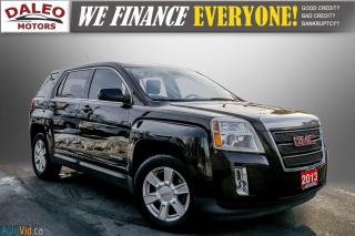 Used 2013 GMC Terrain SLE-1 / BACK UP CAM / REAR WIPER / USB INPUT / for sale in Hamilton, ON