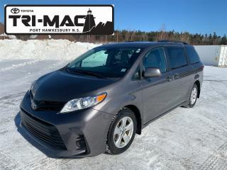 Used 2018 Toyota Sienna for sale in Port Hawkesbury, NS