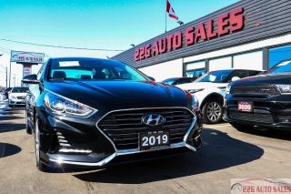 Used 2019 Hyundai Sonata PREFERRED|ACCIDENT FREE|BACKUP CAM|LEATHER|SUNROOF for sale in Brampton, ON
