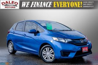 Used 2016 Honda Fit SOLD PENDING FINANCE for sale in Hamilton, ON