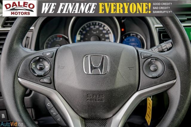 2016 Honda Fit SOLD PENDING FINANCE Photo19