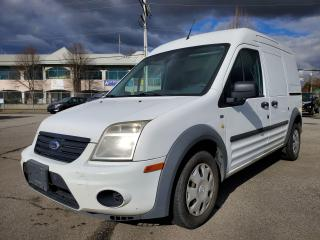 Used 2012 Ford Transit Connect XLT for sale in Surrey, BC