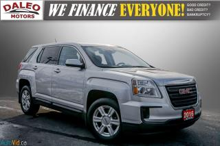 Used 2016 GMC Terrain SLE / BACK UP CAM / BLUETOOTH for sale in Hamilton, ON