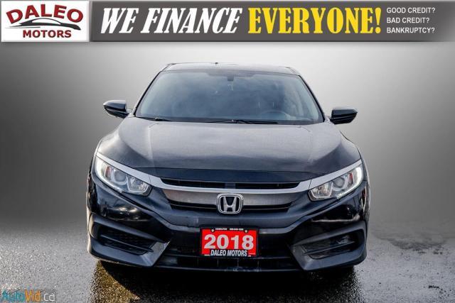 2018 Honda Civic LX / HEATED SEATS / BACK UP CAMERA / USB INPUT / Photo3