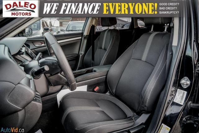 2018 Honda Civic LX / HEATED SEATS / BACK UP CAMERA / USB INPUT / Photo11