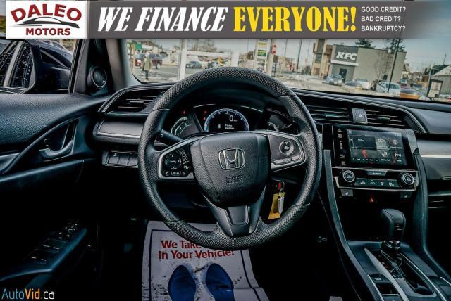 2018 Honda Civic LX / HEATED SEATS / BACK UP CAMERA / USB INPUT / Photo14