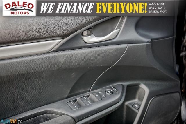 2018 Honda Civic LX / HEATED SEATS / BACK UP CAMERA / USB INPUT / Photo16
