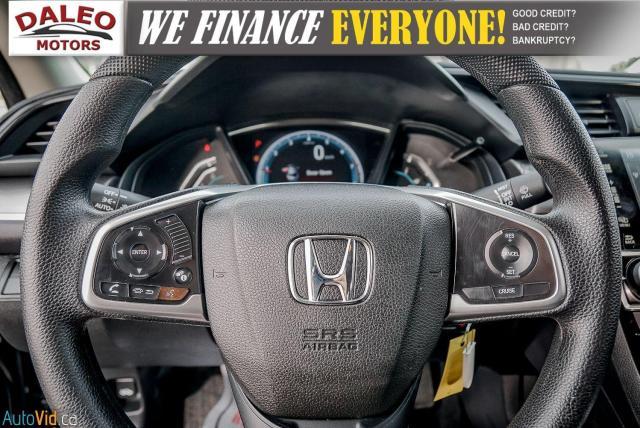 2018 Honda Civic LX / HEATED SEATS / BACK UP CAMERA / USB INPUT / Photo18