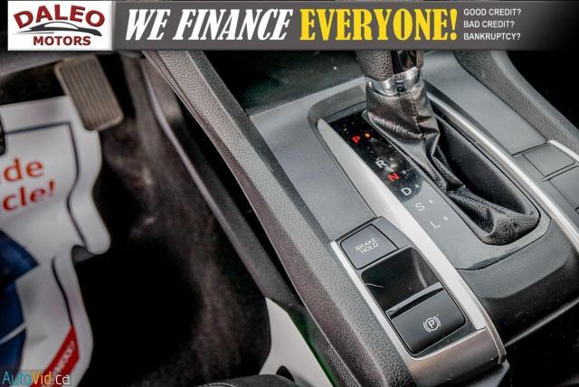2018 Honda Civic LX / HEATED SEATS / BACK UP CAMERA / USB INPUT / Photo20