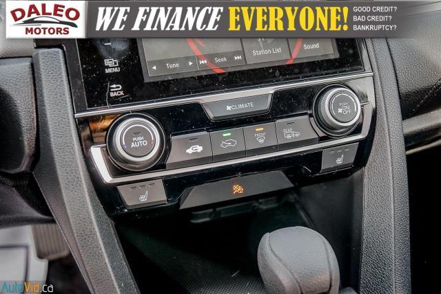 2018 Honda Civic LX / HEATED SEATS / BACK UP CAMERA / USB INPUT / Photo22