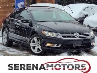 Used 2013 Volkswagen Passat CC SPORTLINE | MANUAL | FULLY LOADED | NO ACCIDENTS for sale in Mississauga, ON