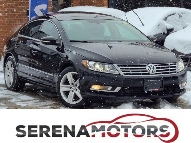 2013 Volkswagen Passat CC SPORTLINE | MANUAL | FULLY LOADED | NO ACCIDENTS