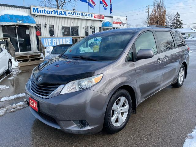 2011 Toyota Sienna LE- SOLD SOLD