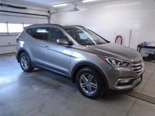 Used 2017 Hyundai Santa Fe SPORT for sale in Owen Sound, ON