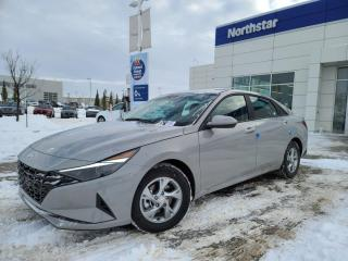 New 2021 Hyundai Elantra ESSENTIAL: WIRELESS APPLE CARPLAY/ANDROID AUTO/HEATED SEATS/8 INCH DISPLAY for sale in Edmonton, AB