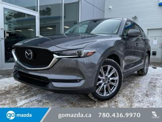 Used 2019 Mazda CX-5 GT - FULL LOAD, LOW KMS, BOSE, LEATHER, NAV, SUNROOF, BLIND SPOT for sale in Edmonton, AB
