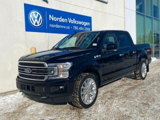 Used 2019 Ford F-150 LIMITED 4X4 3.5L ECO BOOST. MASSAGE SEATS / POWER BOARDS for sale in Edmonton, AB