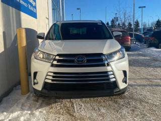Used 2017 Toyota Highlander LIMITED 4WD for sale in Edmonton, AB