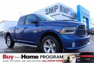 Used 2015 RAM 1500 Sport - 4X4, Navigation, Trailering Pkg for sale in Saskatoon, SK