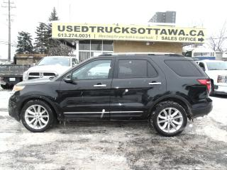 Used 2014 Ford Explorer XLT for sale in Ottawa, ON