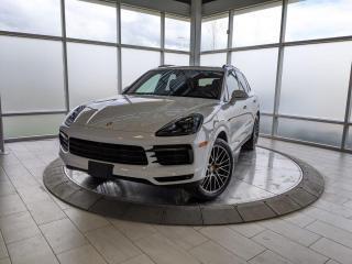 Used 2019 Porsche Cayenne E-Hybrid for sale in Edmonton, AB