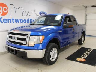 Used 2013 Ford F-150 XLT | 4x4 | Reverse Sensing | Keyless Entry | One Owner for sale in Edmonton, AB