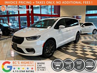 New 2021 Chrysler Pacifica Touring-L 'S' Appearance AWD for sale in Richmond, BC