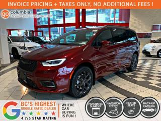 New 2021 Chrysler Pacifica Touring-L AWD for sale in Richmond, BC
