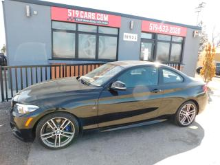 Used 2020 BMW M240i M240i xDrive | Nav | M Sport Pkg | for sale in St. Thomas, ON