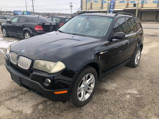 Used 2008 BMW X3 3.0Si for sale in Bradford, ON