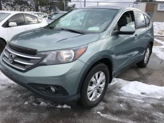 Used 2012 Honda CR-V EX-L,S/R,leather,safety+3years warranty included for sale in Toronto, ON