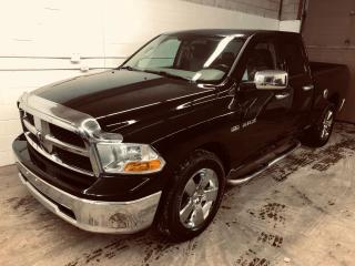 Used 2010 Dodge Ram 1500 SLT for sale in Mississauga, ON