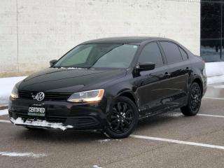 Used 2011 Volkswagen Jetta TRENDLINE,HEATED SEATS,NO-ACCIDENTS,CERTIFIED for sale in Mississauga, ON