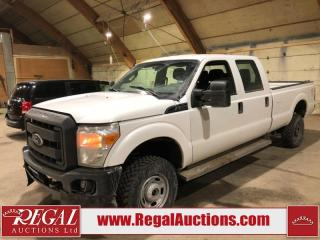 Used 2012 Ford F-350 SD XL 4D CREW CAB 4WD for sale in Calgary, AB